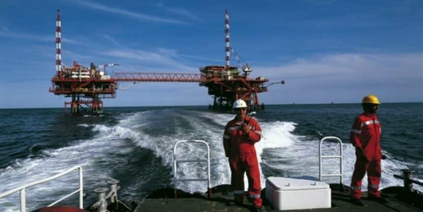 Petróleo - Dinamarca - offshore
