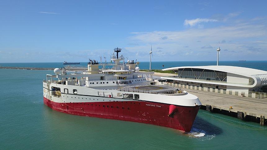 offshore,, Bacia de Campos