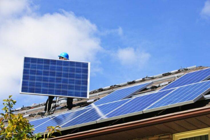energia solar - universidade de Oxford