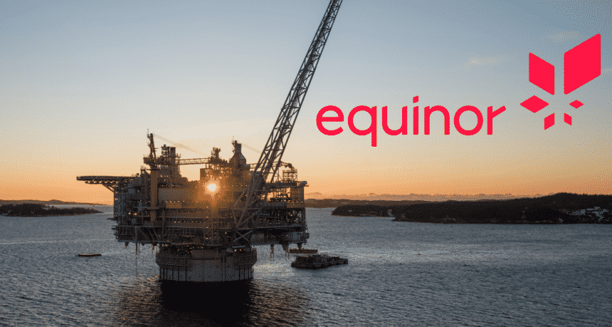 Óleo e gás, renováveis, Equinor