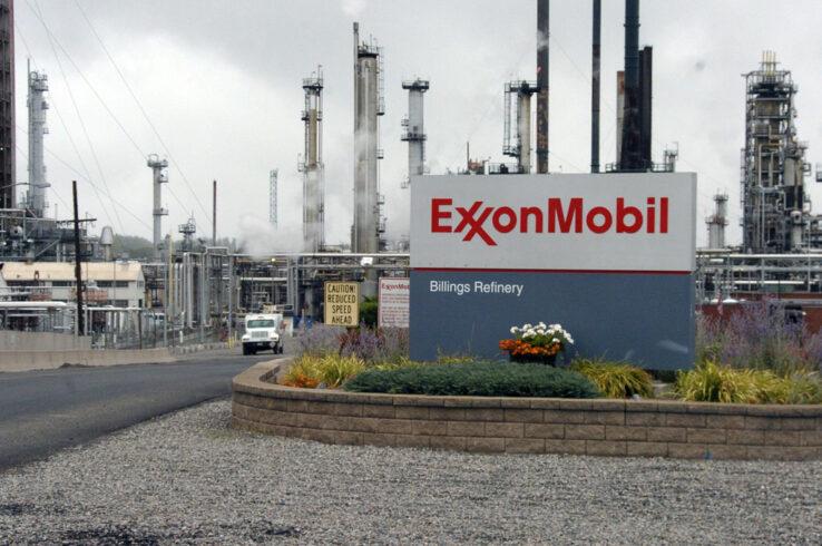 ExxonMobil, petroleira