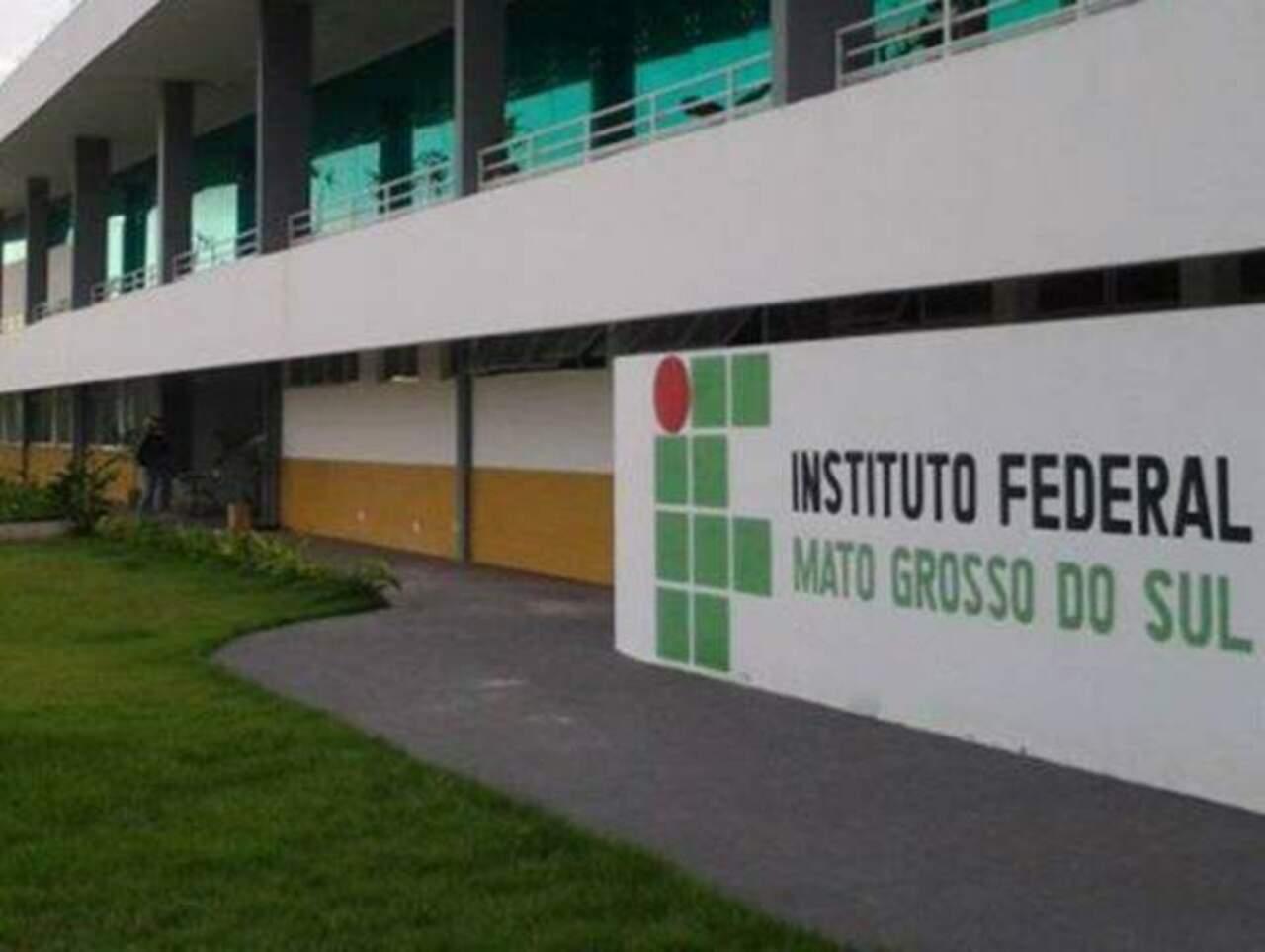 IFMS - cursos gratuitos - vagas