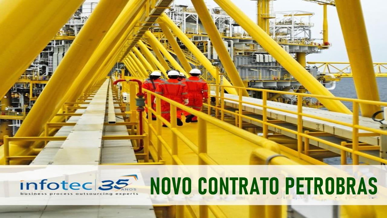 Petrobras - Infotec - contrato