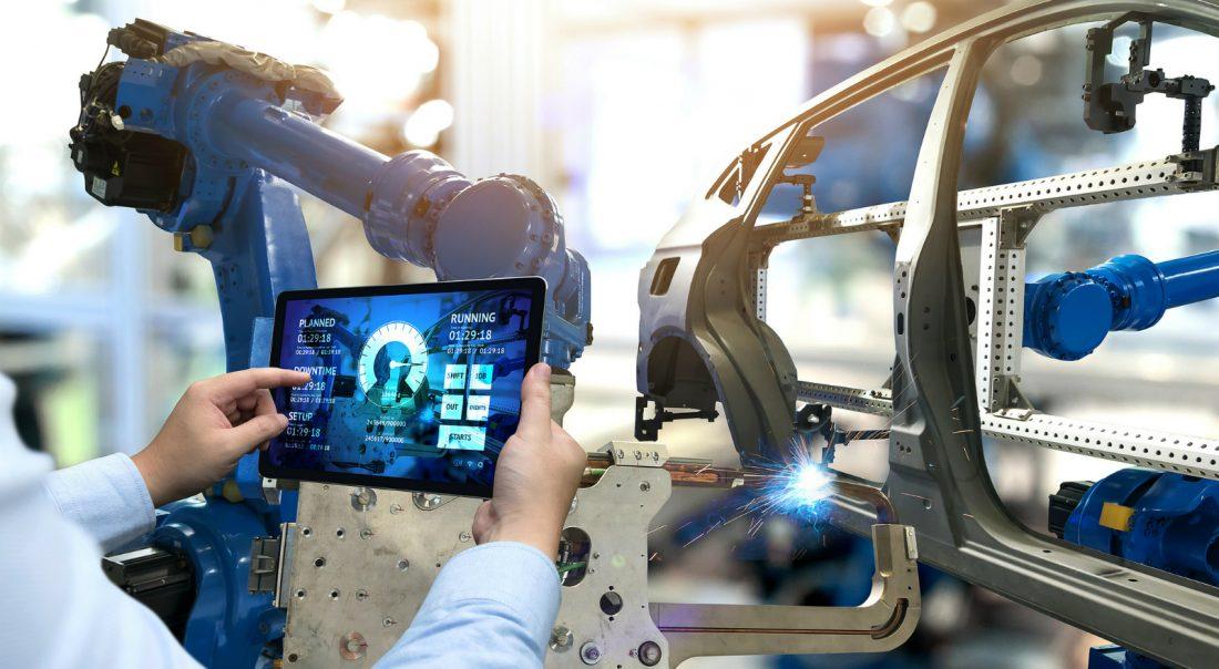 Indústrias, tecnologia, CNI