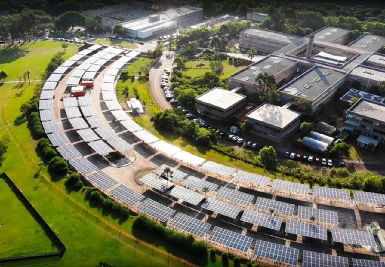UFPR - usina - energia solar