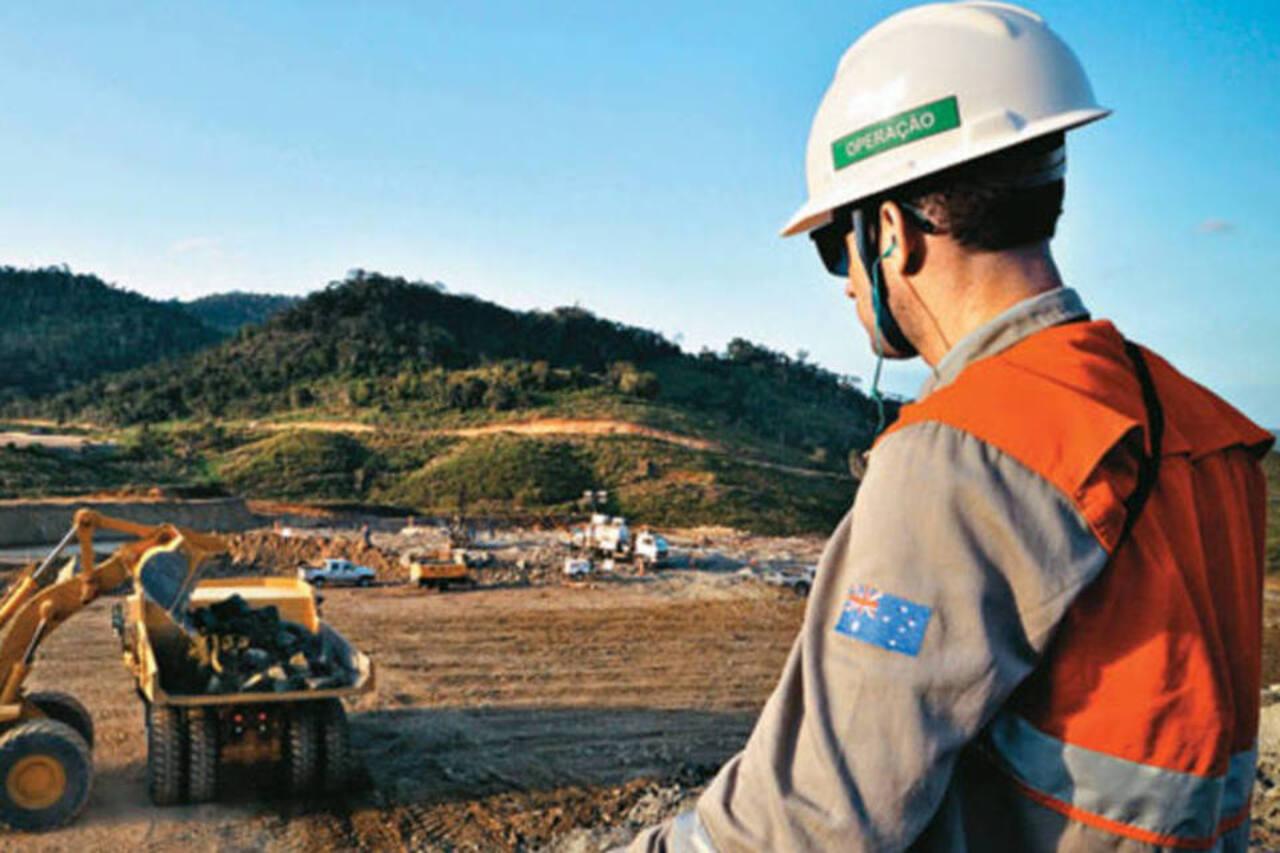 mineração - salários - funções