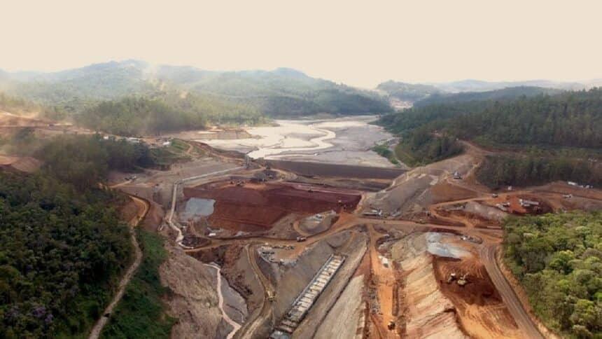 Mineração, rejeitos segurança, ANM