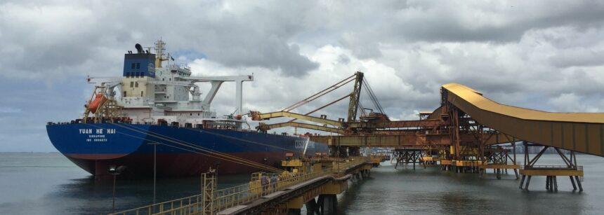 Vale - cargas - navios