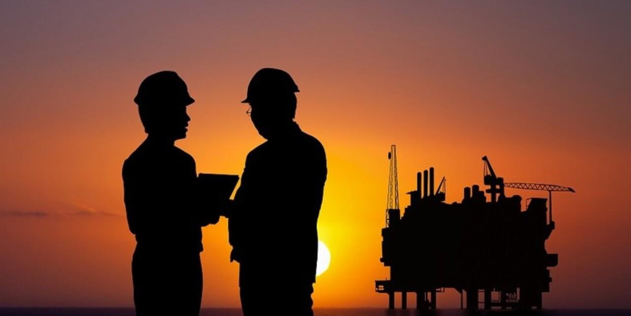 offshore - petróleo - jornalista