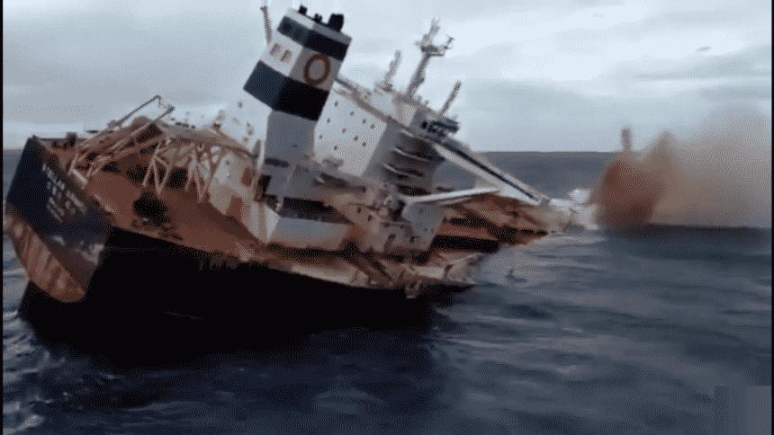 navio - acidentes - indústria naval