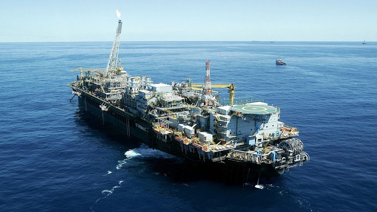 engenharia - pré-sal - óleo e gás