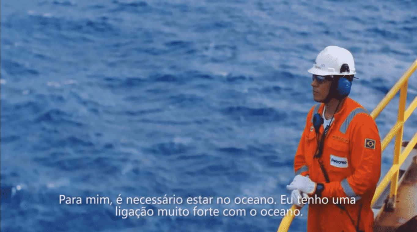PetroRio Offshore Stories Vídeo