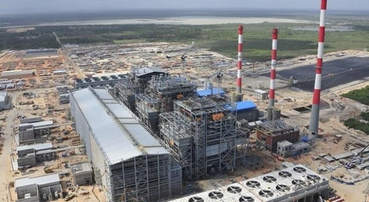 Porto do Açu - termoelétrica - GNA