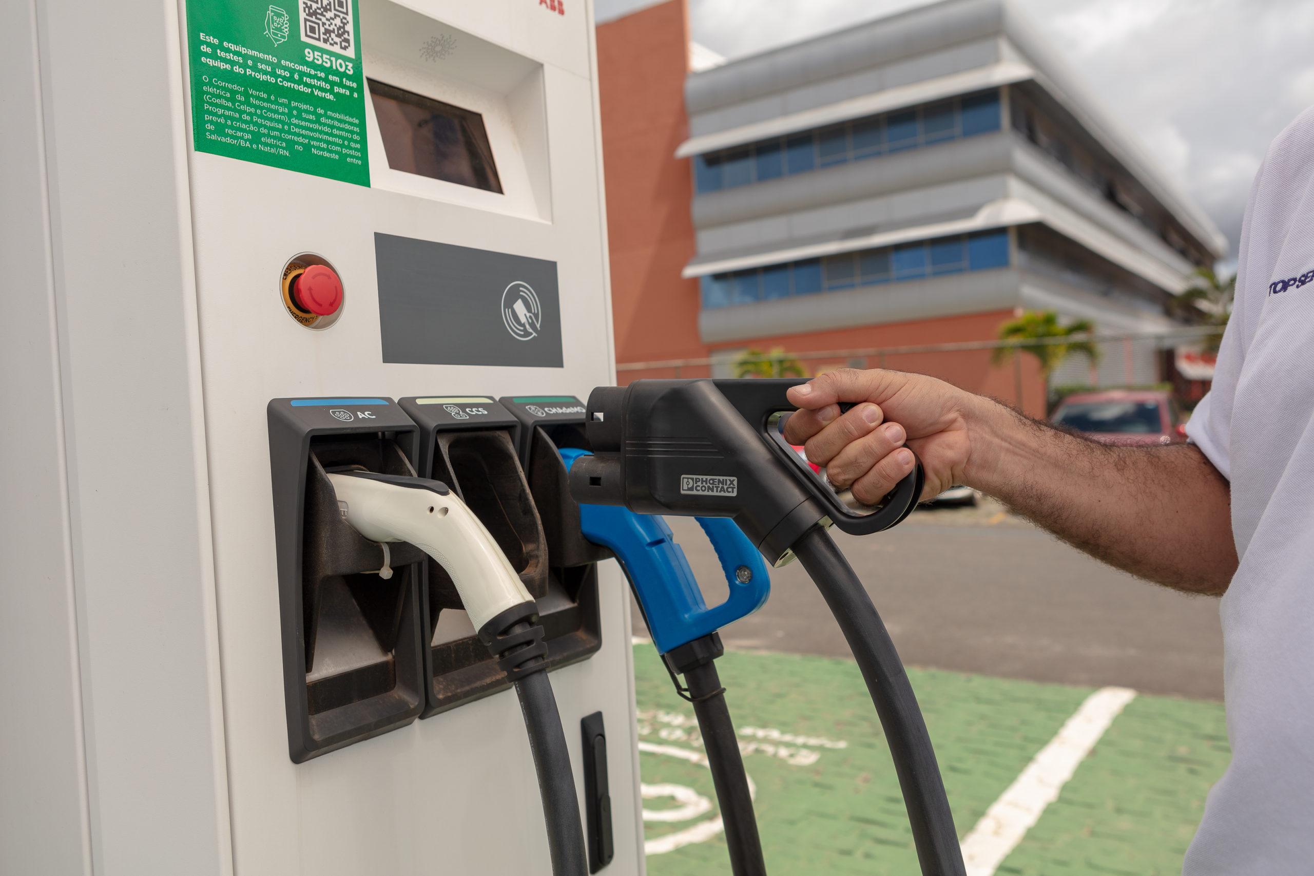 veículos elétricos - Neoenergia -Nordeste