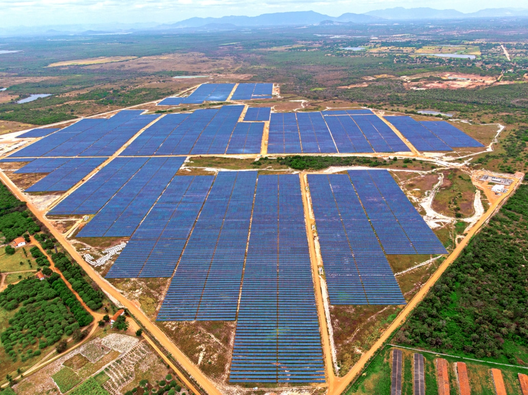 Prefeitura - usina solar - copel