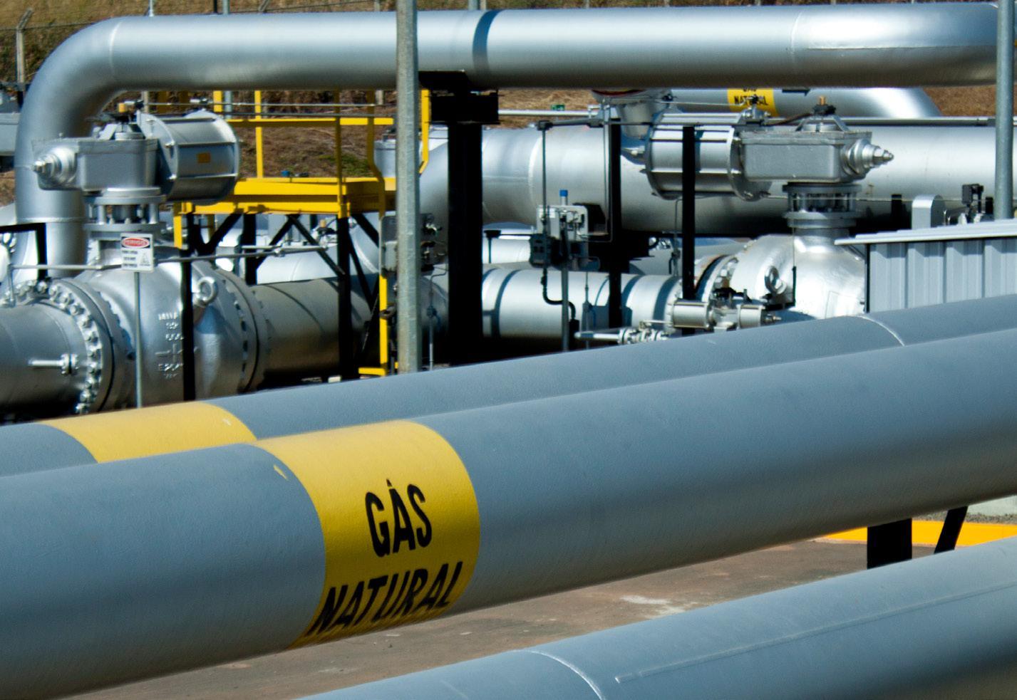 Gás - lei do gás - produtores