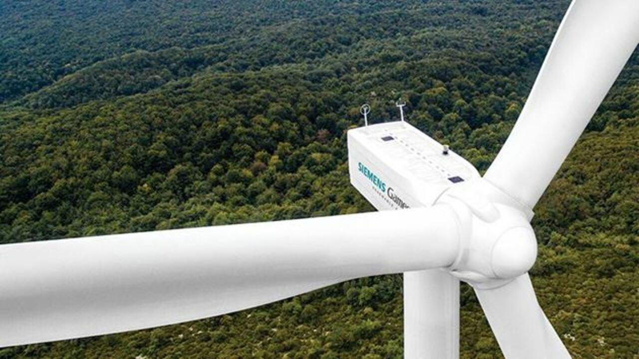 Siemens GAmesa - energia eólica - turbina