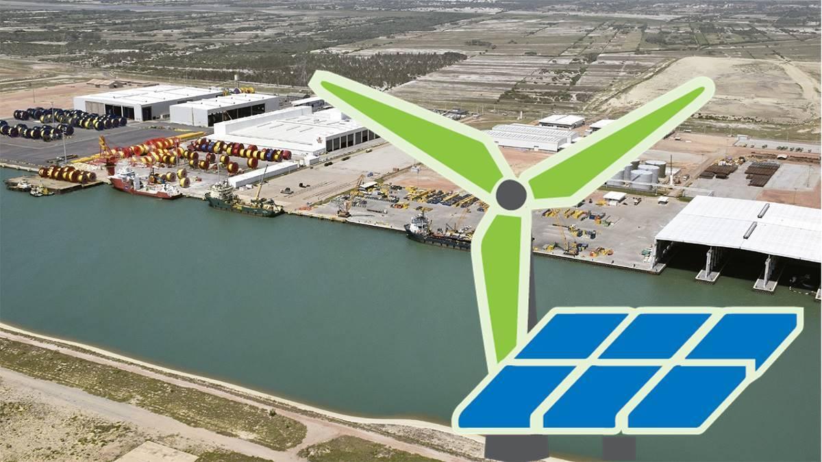 Porto do Açu - energia renovável - hidrogênio