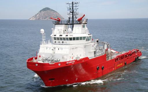 Petrobras, DOF, navio
