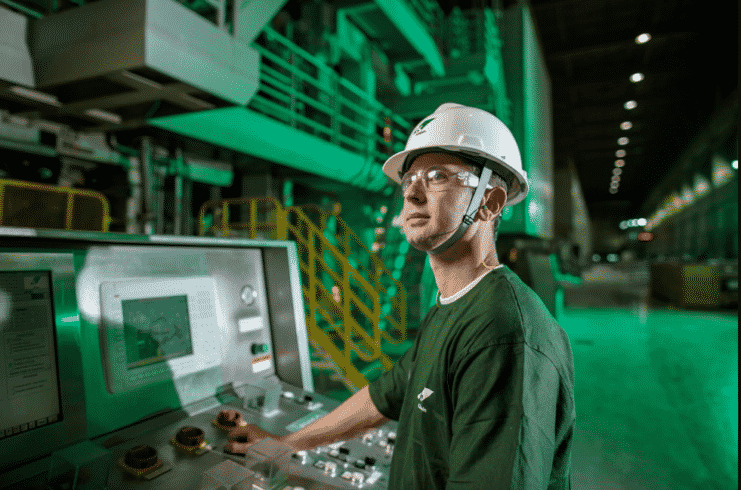 Oportunidades de emprego, operador, eletricista