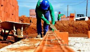 Construção civil, São Paulo, vagas de emprego