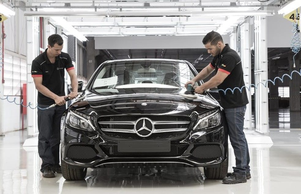 Mercedes-Benz, São Paulo