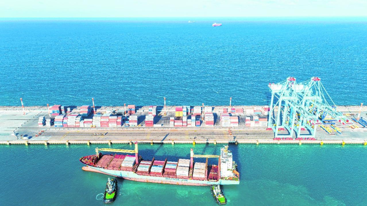 Navios - Petrobras - Porto do Pecém - Transbordo