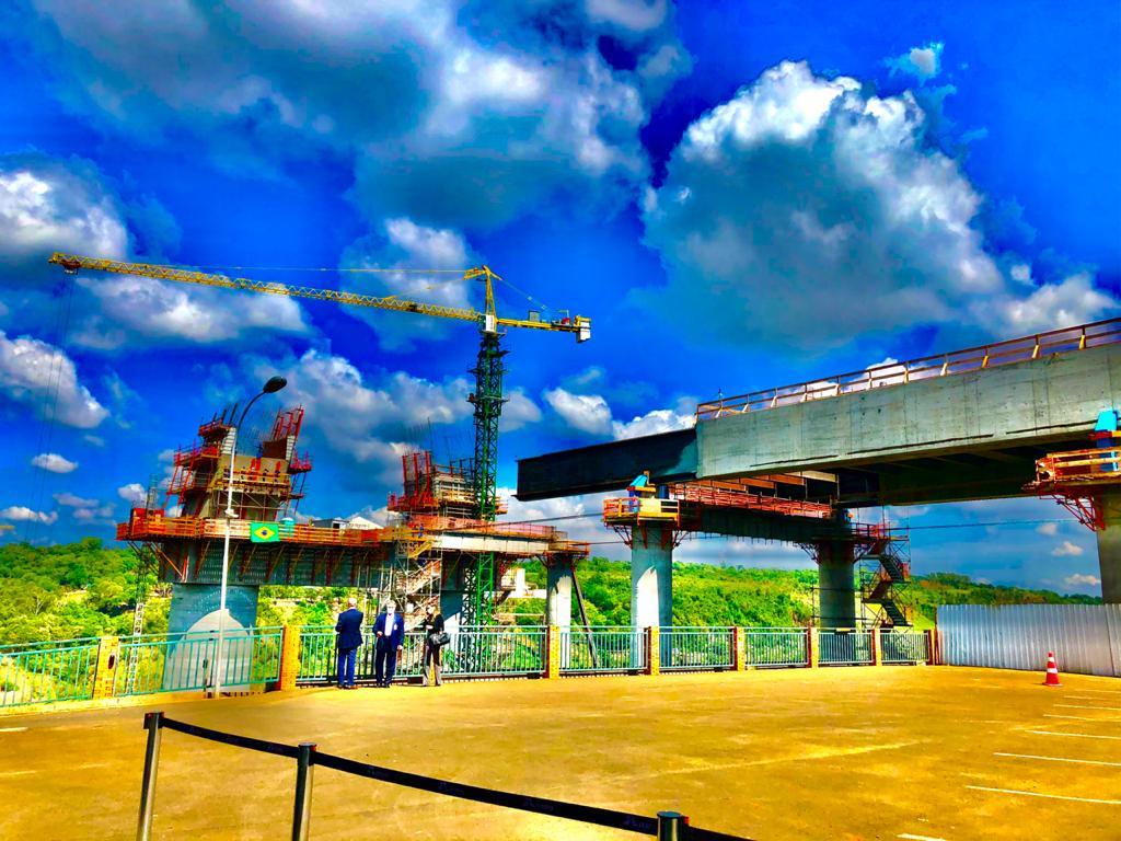 Usina de Itaipu - construção civil - vagas de emprego