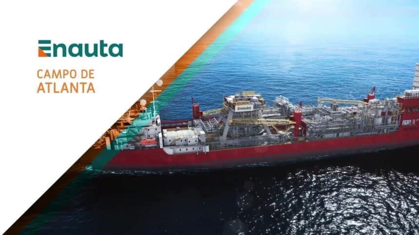 Enauta não decidiu o que fazer com sua participação do campo de petróleo Atlanta, abandonado pela sua sócia Barra Energia