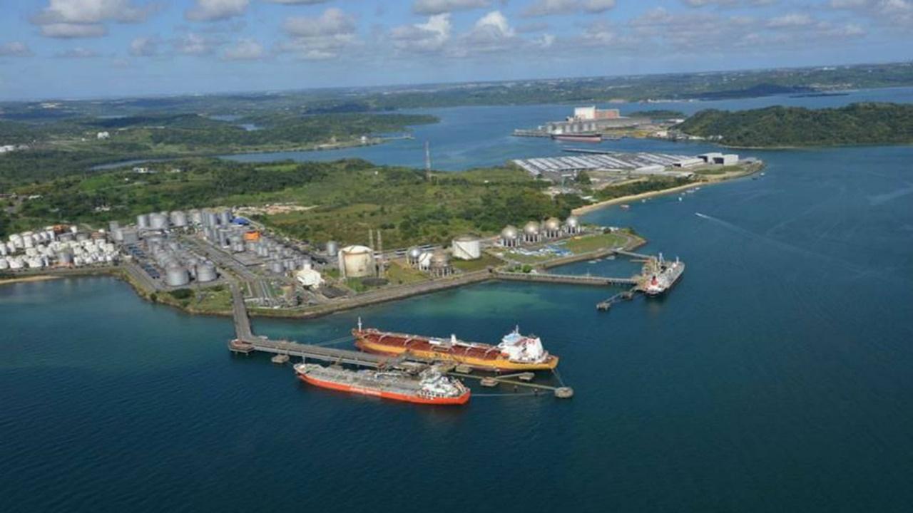 terminais portuários - bahia - leilão