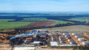 biocombustíveis investimentos agronegócio UISA tecnologia