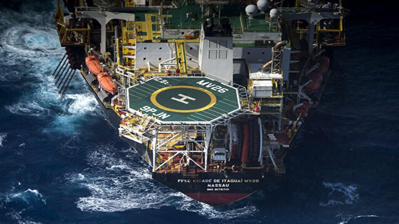petróleo - CNPE -