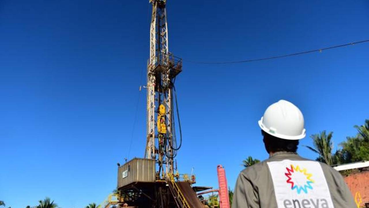 petróleo e gás - eneva - amazonas