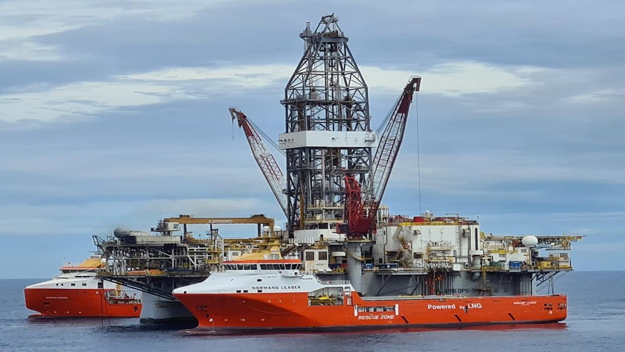 ExxonMobil - navios - Soldstand - Offshore