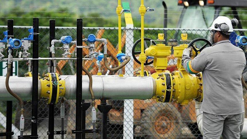 Gerdau - gás natural - aço