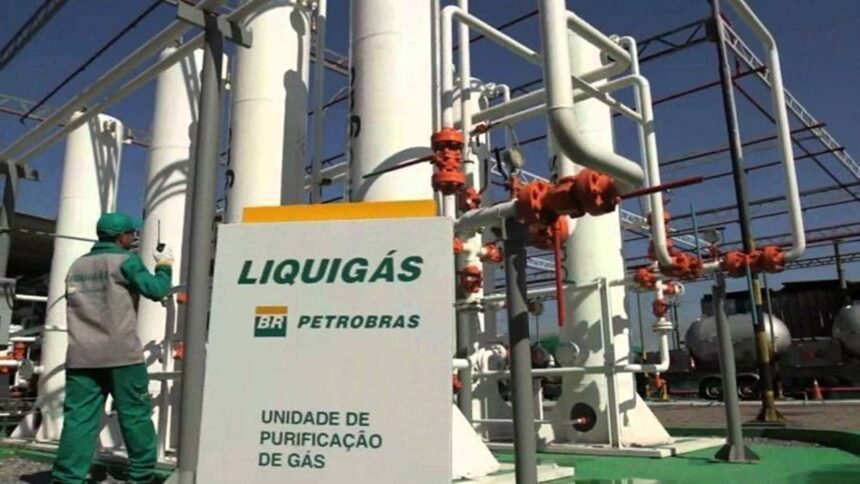 Petrobras - gás