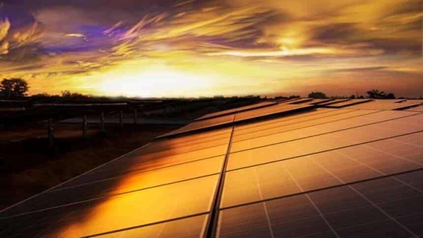 energia solar - MOF