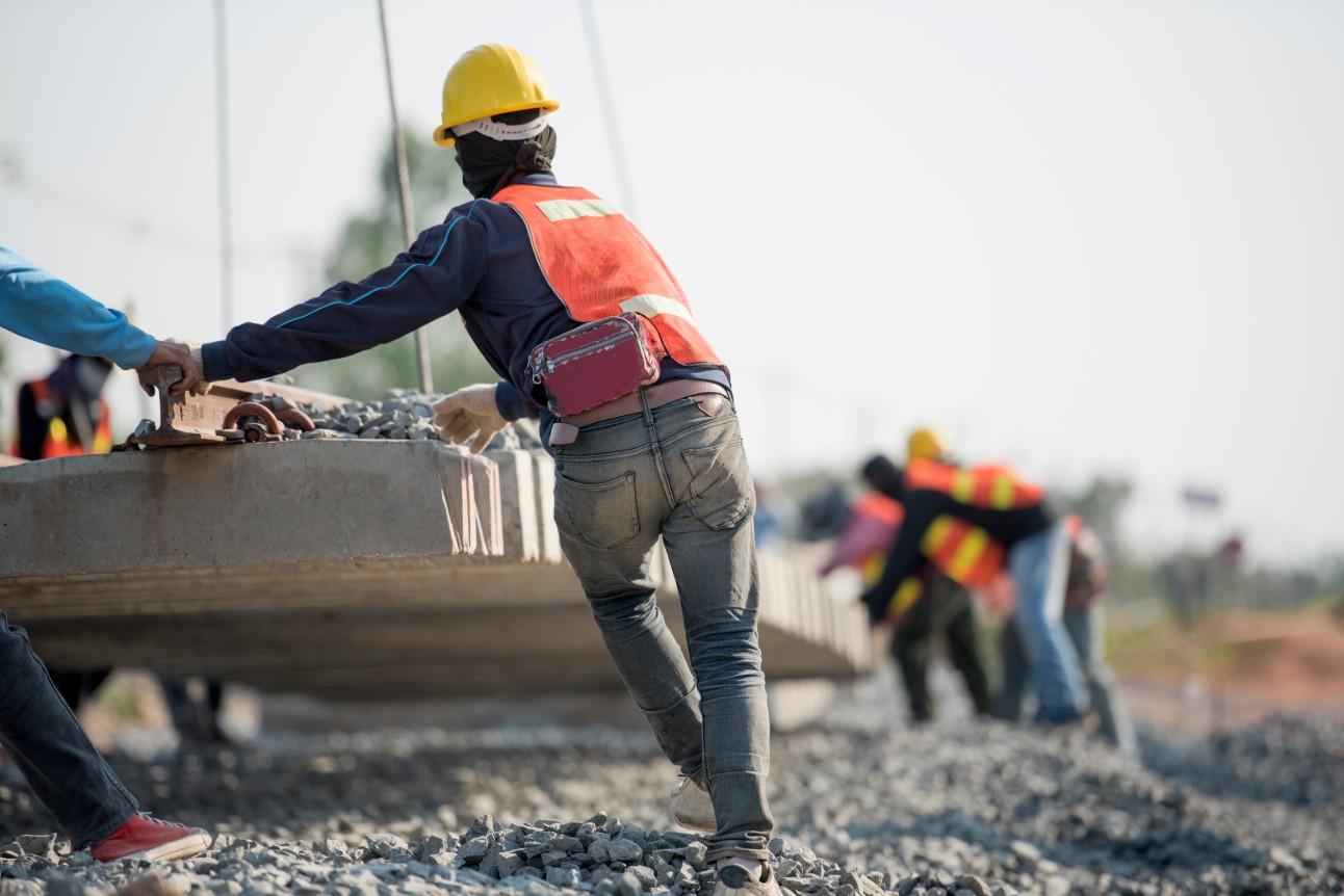 construção civil - obras - minas gerais
