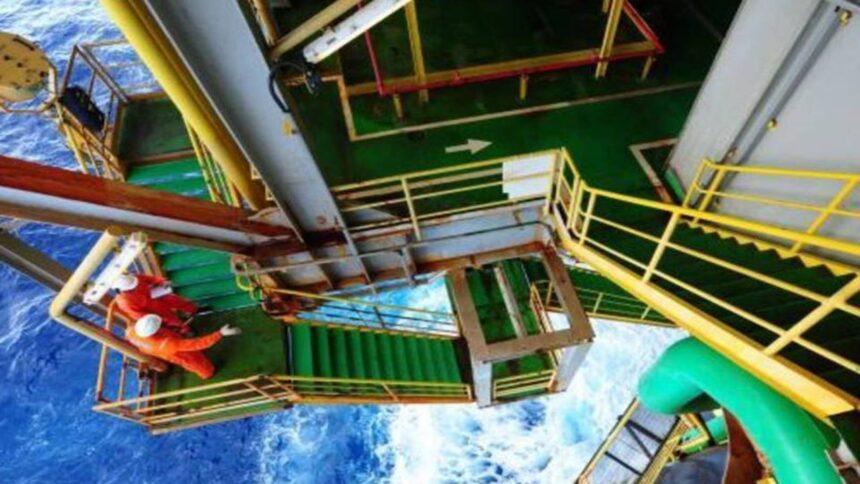 Macaé - Petrobras - plataforma - offshore