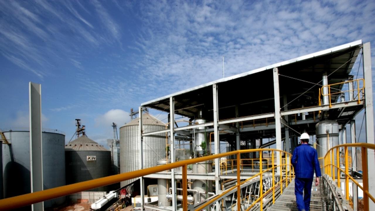 usina - biodiesel - vagas