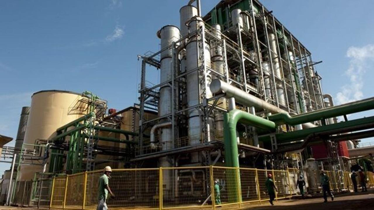 etanol - usina - emprego - são paulo