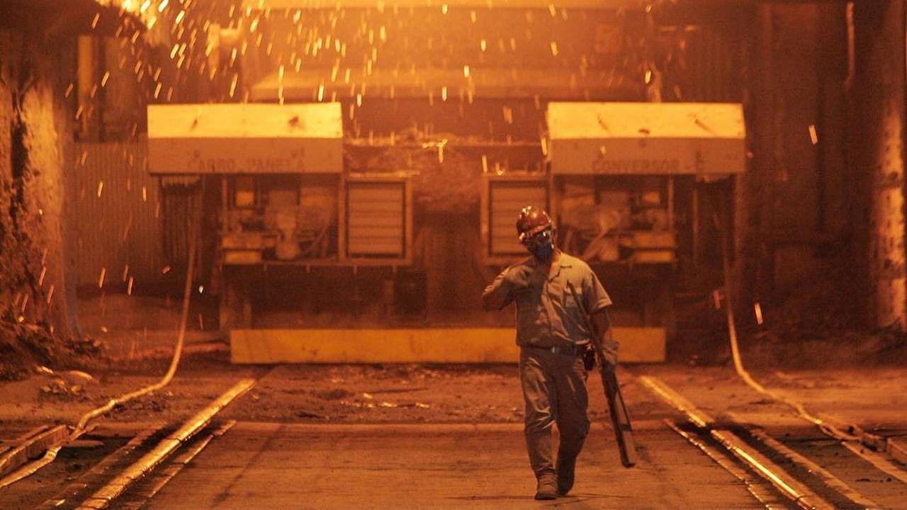 siderúrgica - emprego - américa latina - CSN - RJ - vagas