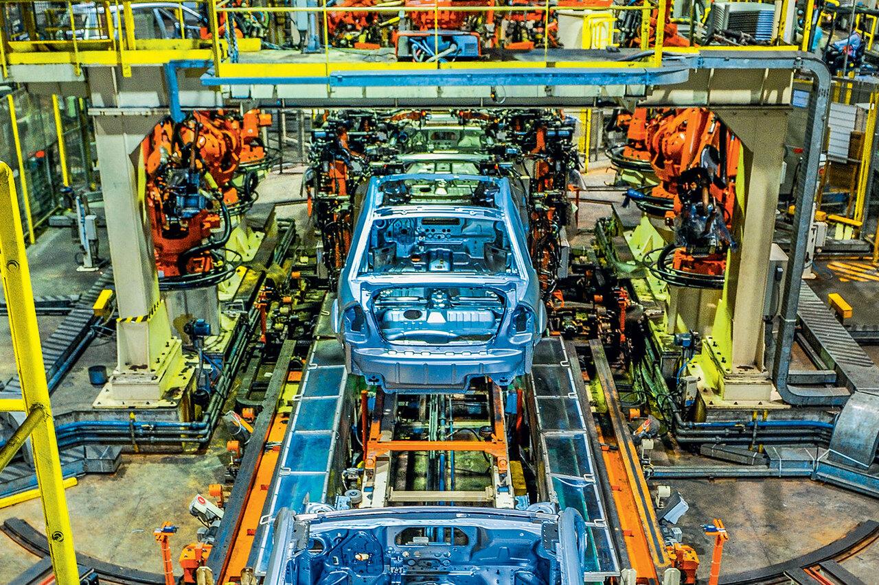 Ford - fábricas - funcionários