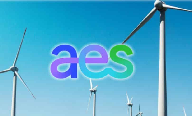 AES BRASIl - Ferbasa - energia eólica