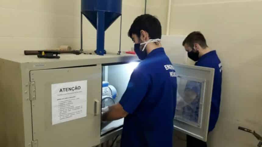 Acadêmicos - engenharia - mineração