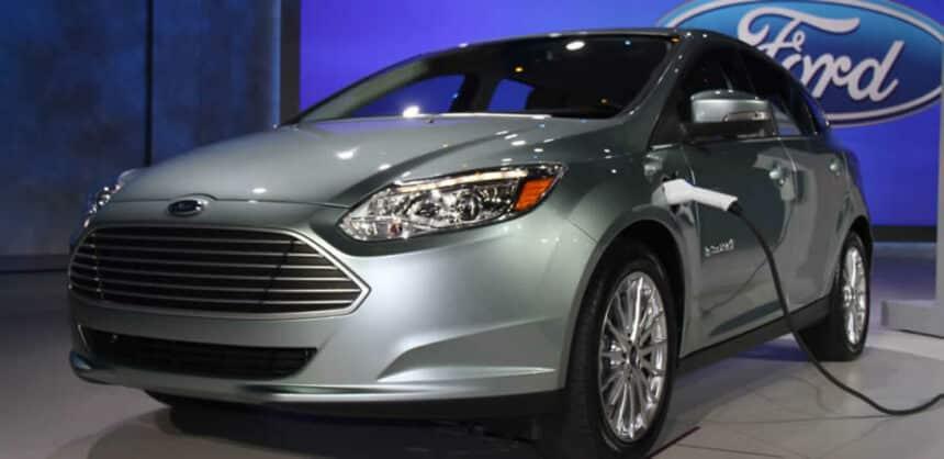 Ford - carros elétricos - fábricas