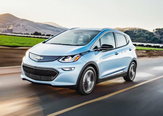 Carros elétricos, General Motors, carros