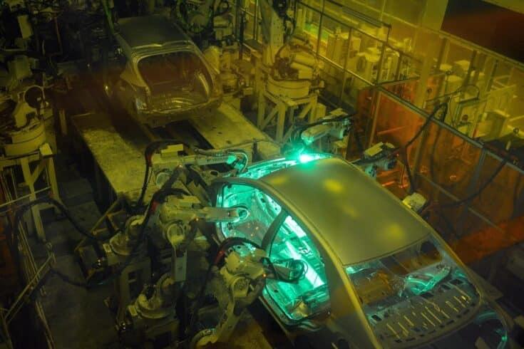 China - carros elétricos- diesel