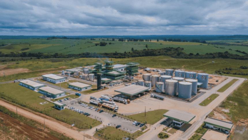 Cocamar - usina - biodiesel -biocombustíveis