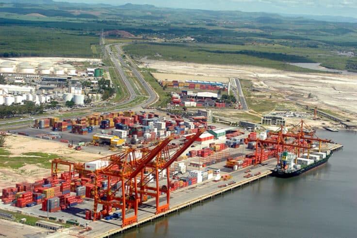 Porto de Suape - investimentos - Gás Natural Liquefeito - GNL